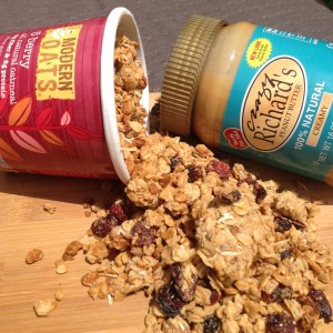 Salba Chia Peanut Butter Granola