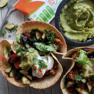 Vegan Taco Bowls