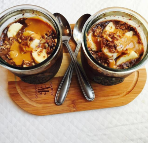 Syd's Salba Chia Overnight Oats for 2